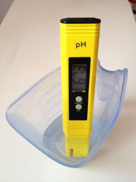PH-метр (точность 0.01) измеритель кислотности