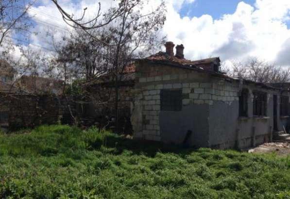 Участок 5,45 сот + 2,5 сот придомовая территория с домом под снос на ул. Матюшенко