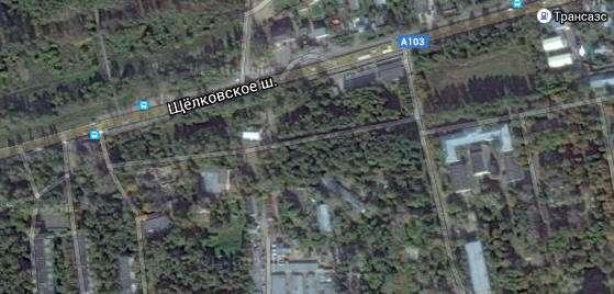 Продам участок под бизнес в Подмосковье,Щелковское направлен