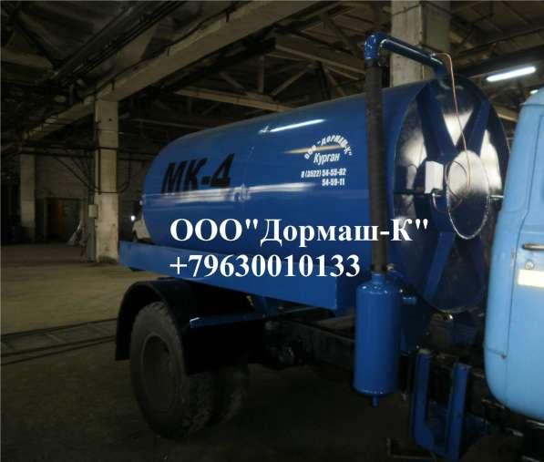 Оборудование для вакуумной (ассенизационной) машин ВМК-4