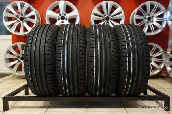 Новые немецкие Dunlop 205 50 R16 BluResponse