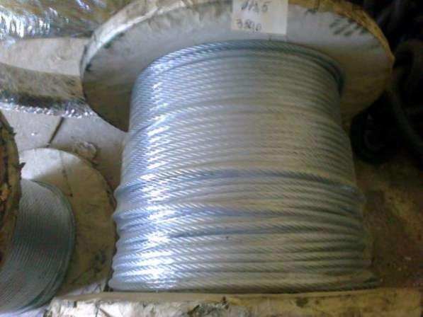 Канат стальной 13,5 ГВЖН-180 в Крыму