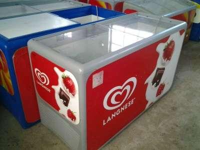торговое оборудование витрина холодильная БУ