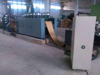 Линия по производству бумажных мешков