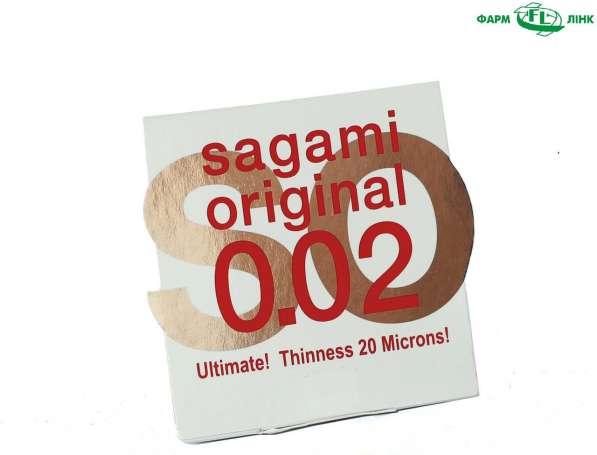 Презервативы полиуретановые Сагами 002