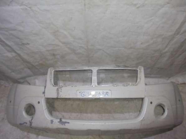 Передний бампер на Suzuki Vitara
