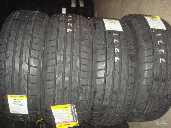 Новые Dunlop 225/45 R17 Direzza DZ102 90W