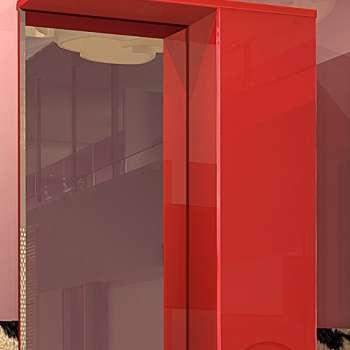 Шкаф зеркальный SL Ирис 550/С для ванной комнаты (т.9833181)