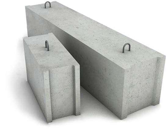 Блоки фбс-3 240*30*60