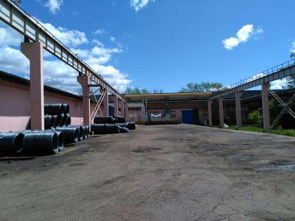 Завод по производству арматуры, метталической сетки в Москве фото 9