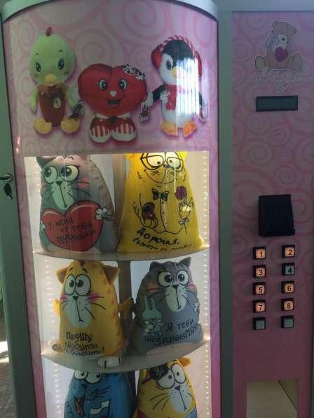 Аппарат по продаже игрушек в Москве фото 6