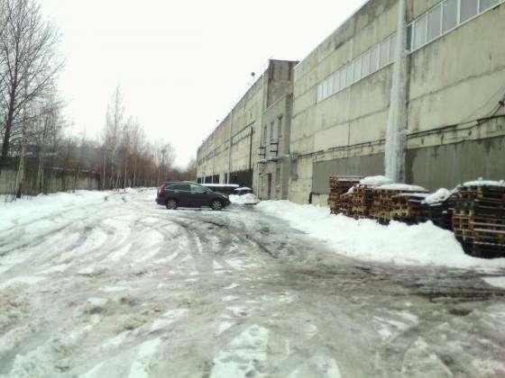 Промышленная территория в Петербурге:склады,мастерские,офисы в Санкт-Петербурге фото 6