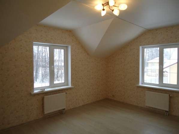 Икша, д. Ермолино дом на две семьи Газ, свет, вода в Москве фото 3