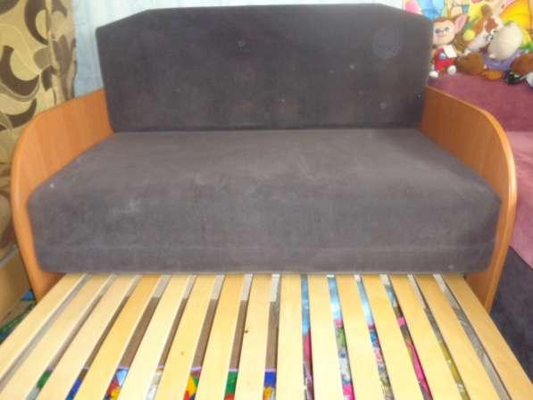 Детская -взрослая диван -кровать