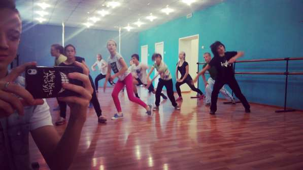 Школа танца для детей от 3 лет