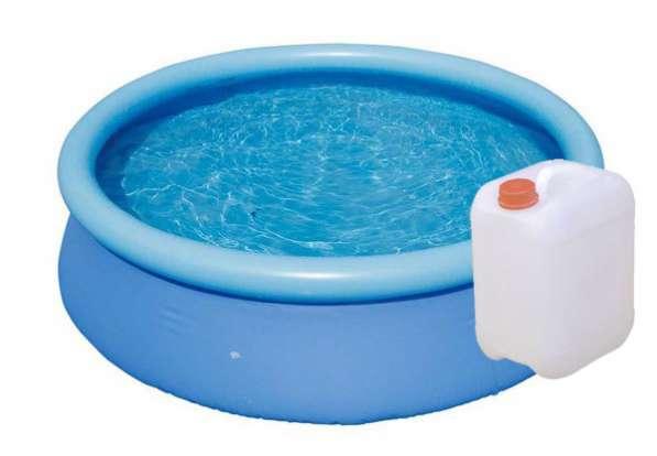 Перекись водорода для бассейна. Доставка