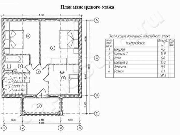 Построим коттедж - 128 м2 по фиксированной цене в Новосибирске