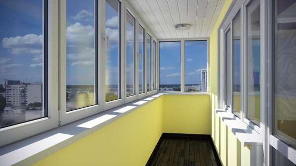 Производство и установка окон пвх,остекление лоджий балконов