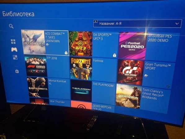 PS4 Pro 1TB в Москве
