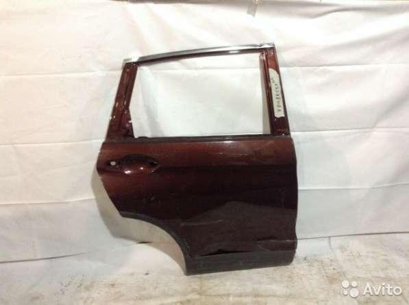 Дверь правая задняя Honda CR-V 4