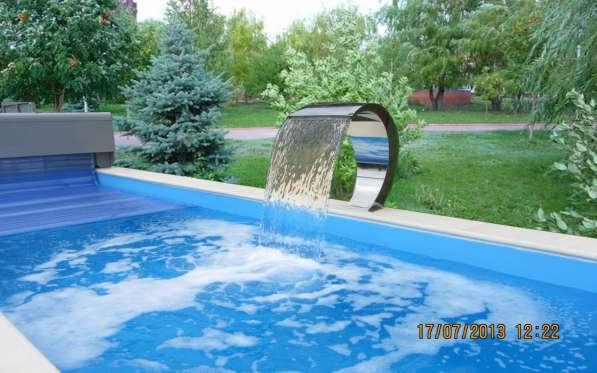 Бассейны, строительство ремонт обслуживание бассейнов