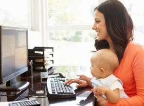 Мамочки в декрете, домохозяйки, Работа для Вас