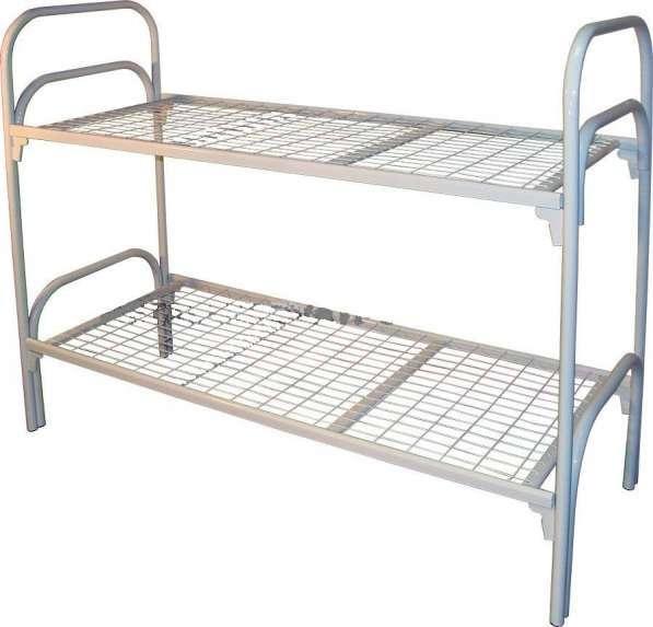 Металлические кровати для лагерей, рабочих, хостелов в Костроме