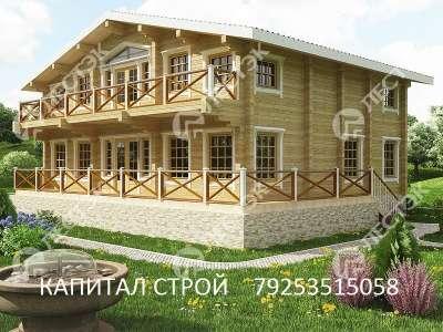 Стоимость строительства деревянного дома