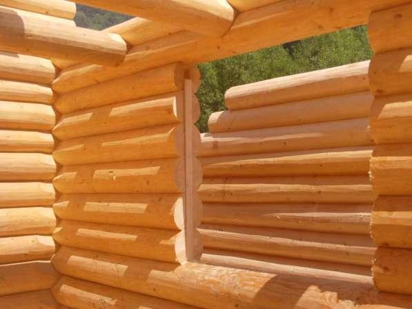 Деревянные дома бани по Канадской технологии