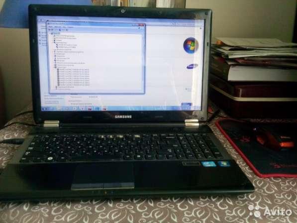 Ноутбук Samsung RC530 Intel i7-2630QM