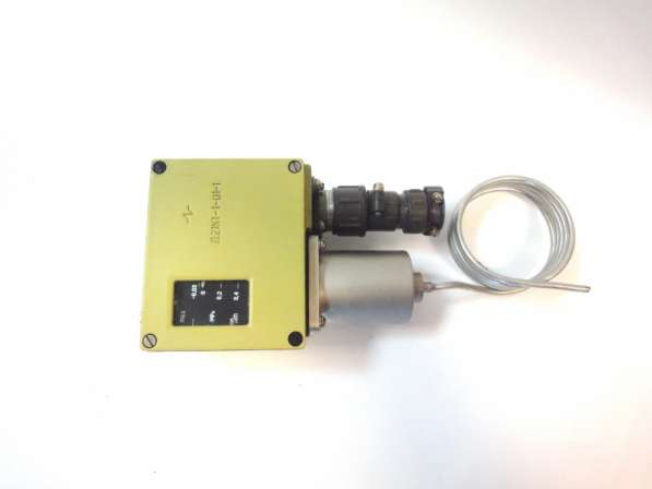 Датчик-реле давления Д21К1