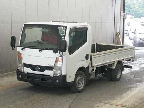 Легкий грузовик NISSAN ATLAS