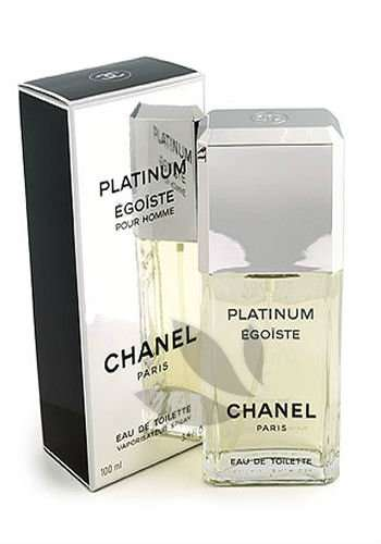 Chanel Egoiste Platinum 100ml Новый