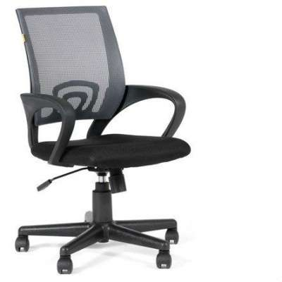В – 696 кресло серое