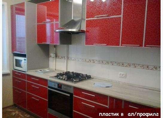 Кухонные гарнитуры по индивидуальным размерам в Нижнем Новгороде фото 4