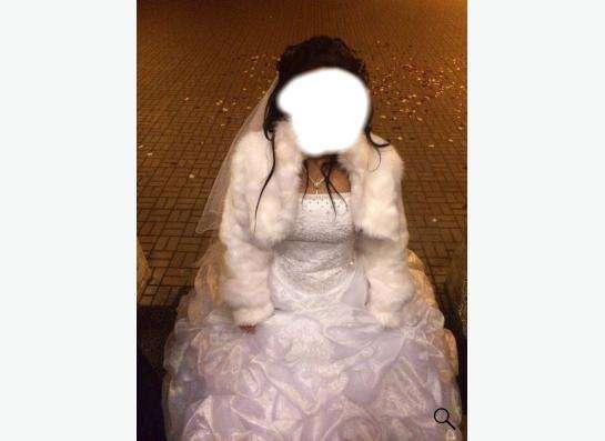 Свадебное платье для Лучшей! в Санкт-Петербурге фото 5