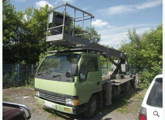 Услуги автовышки от 15 до 27 метров в Новосибирске