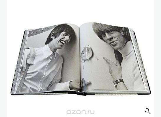 Книга The Rolling Stones - эксклюзивное издание в Москве фото 8