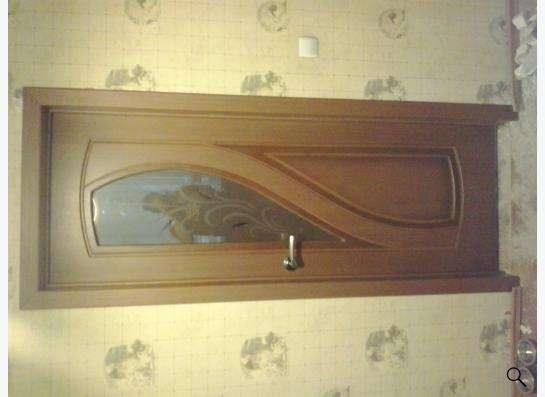 Установка межкомнатных дверей в Новосибирске фото 3