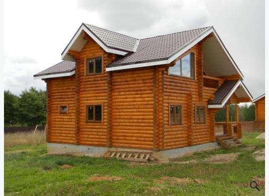 Строительство домов бань под ключ в Москве