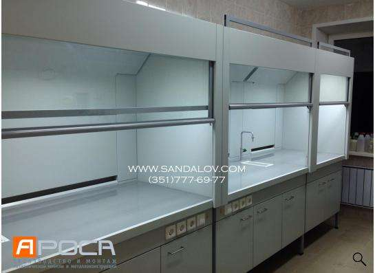 лабораторные столы, шкафы, мойки в челябинске в Челябинске фото 13