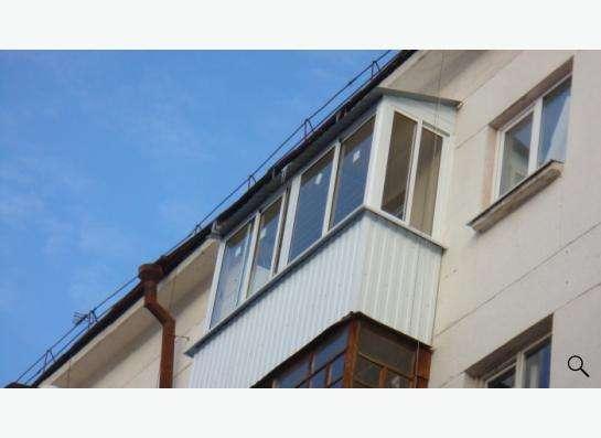 Остекление лоджий и балконов в Екатеринбурге фото 5