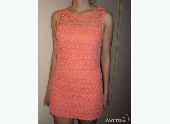 Платье Hollister Новое