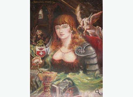 Картины, портреты, иконы, фрески на заказ, реставрация в Калининграде фото 4