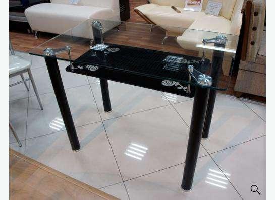 Стеклянные столы и стулья! в Москве фото 6