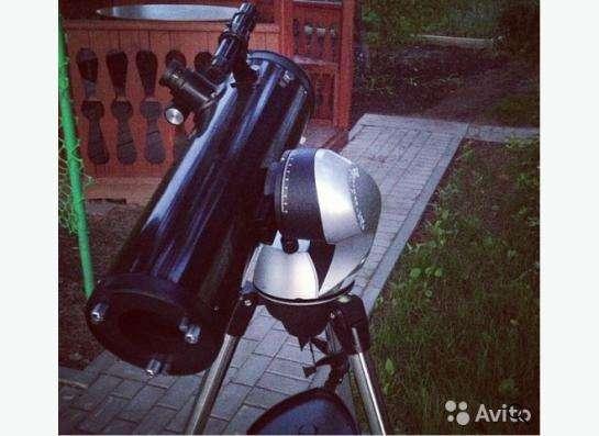 Продам телескоп Sky-Watcher BK MAK102azgt SynScan в Новосибирске