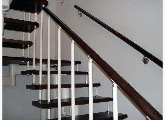 Современная, стильная, надежная лестница в Москве фото 12
