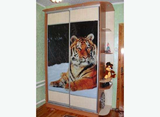 Шкафы-купе по индивидуальным размерам в Нижнем Новгороде
