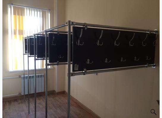 Гардеробное оборудование в Красноярске фото 3