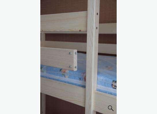 Кровать детская двухъярусная в Новосибирске фото 6